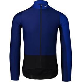POC Essential Road Mid LS Jersey Men azurite multi blue